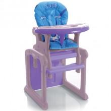 Стульчик для кормления Baby Point GRACIA 13 фиолетовый