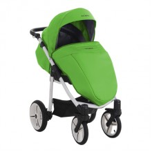 Прогулочная коляска Bebetto NICO зелёная