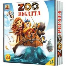 Зоорегата - 3 приключения в одной коробке