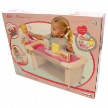 Набор 3 в 1: Детским пеленальный столик с аксессуарами