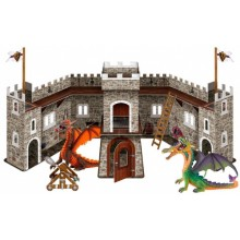 Замок Дракона (55 эл., 2 фигурки) набор №3 32195