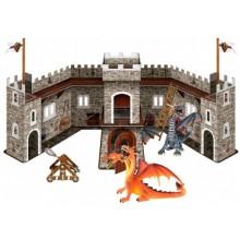 Замок Дракона (55 эл., 2 фигурки) набор №1 32193