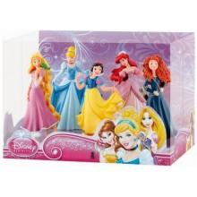 Набор фигурок Принцессы Дисней (5 шт.), Disney Princess