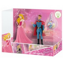 Набор с кулоном Спящая красавица Аврора и принц Филипп, Wa