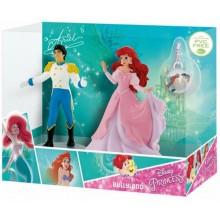 Набор с кулоном Ариэль и принц Эрик, Walt Disney