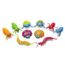 Набор игрушечных жуков MD16060