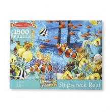 Коралловый риф - напольный пазл, 1500 эл.