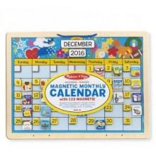 Вечный магнитный календарь