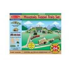 Деревянная железная дорога Горный туннель