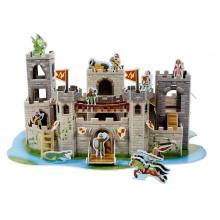 3D пазлы Средневековый замок
