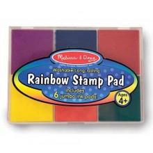 Разноцветные чернила для штампов MD1637