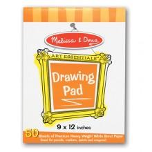 Блокнот для рисования 23х31 см MD4108