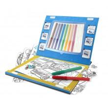 MD5240 Magic Art Studio Blue Волшебный набор для мальчиков