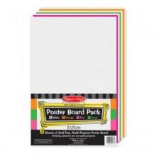 MD4173 Цветная бумага для рисования 28х36 см