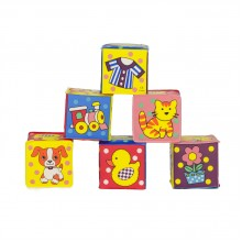 Веселые кубики