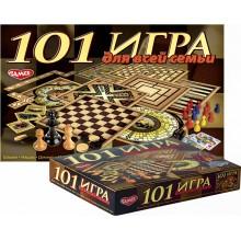 101 игра для всей семьи