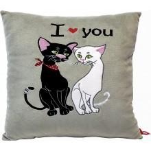 Котики-подушка