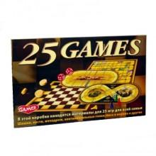 25 игр для всей семьи