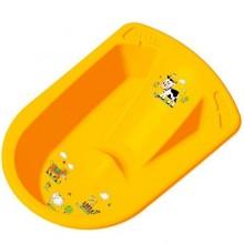 Анатомическая ванна Funny Farm , желтая 8719.456