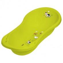 Детская ванна Funny Farm , 100см , зеленая 8718.274