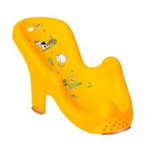 Анатомическая форма для ванны Funny Farm , желтая 8720.456