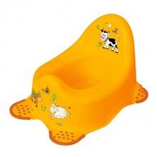 Детский горшок Funny Farm , желтый 8722.456