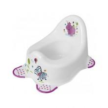 Детский горшок Hippo , белый 8648.91(AB)