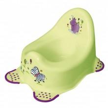 Детский горшок Hippo , зеленый 8648G