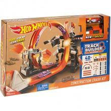 Трек Hot Wheels Хот Вилс Взрывной набор Track Builder
