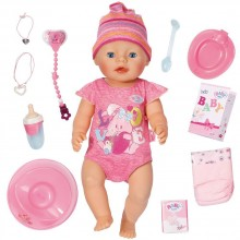 Кукла Zapf Baby Born Очаровательная Малышка с аксессуарами