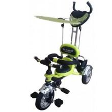 Велосипед 3-х колесный Mars Trike надувные колёса (салатов