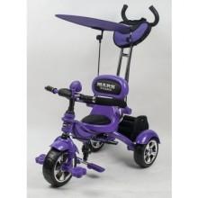 Велосипед 3-х колесный Mars Trike (фиолетовый)