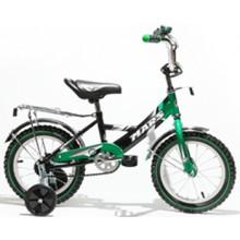 Велосипед Марс 14 (зеленый/черный)