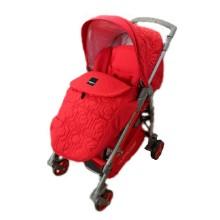 Коляска-трость BabyLuxe 208 ruby красная