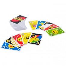 Карточная игра UNO Смайлики