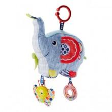Мягкая игрушка-подвеска Слоник Fisher-Price