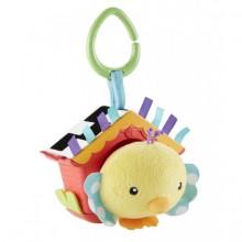 Мягкая игрушка-подвеска Птенец в скворечнике Fisher-Price