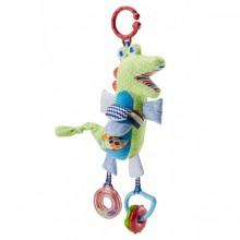 Мягкая игрушка-подвеска Крокодил Fisher-Price
