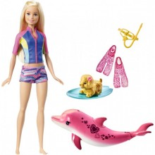 Ировой набор Barbie Подводное плавание м/ф Barbie: Волшебн