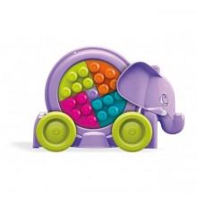 Конструктор Розовый слоненок Mega Bloks
