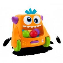 Игрушка Монстрик с шариками Fisher-Price