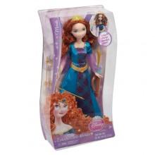 Кукла Мерида Цветное волос серии Отважная Дисней