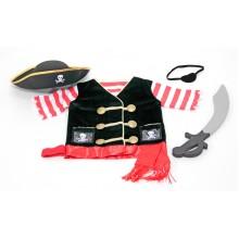 Костюм Пират, от 3-6 лет