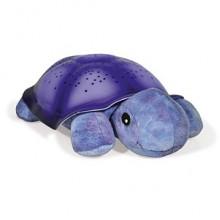 Детский  ночник Фиолетовая Черепашка 7323-PR