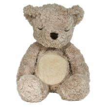 Мягкая звуковая игрушка-ночник Мишка Тедди Glow Cuddles Be