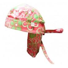 Бандана Baby Banz UPF50+ Гавайский розовый 0-2 года
