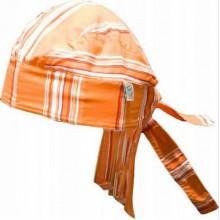 Бандана Baby Banz UPF50+ Оранжевый в полоску 0-2 года