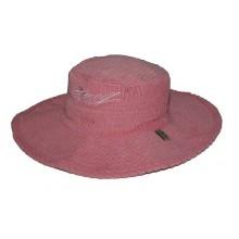 Вельветовая шляпа Kidz Banz розовая (2-5 лет)