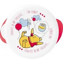 Миска с крышкой на присоске Винни-Пух Disney