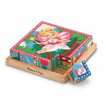 Кубики Принцессы и феи